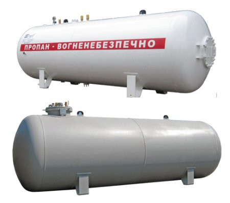 Резервуары LPG
