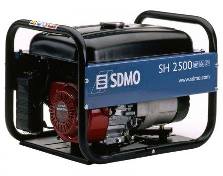 Электрогенератор SDMO SH 2500 бензиновый