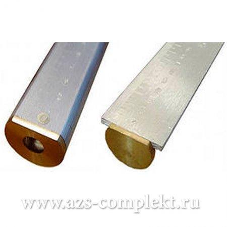 Метрошток МШС-3,5 (1 звено) круглый / Т-образный