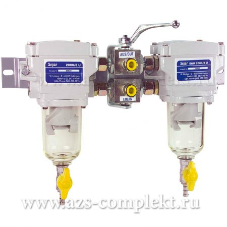 Топливный фильтр SEPAR SWK-2000/5/U