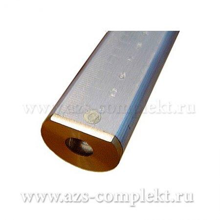 Метрошток МШС-3,5 круглый 2 звена