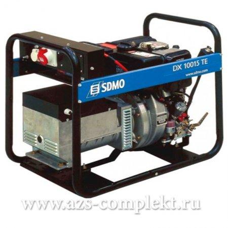 Электрогенератор SDMO DX 10015 TE дизельный