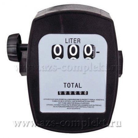 Счетчик Petroll 110 учета расхода топлива