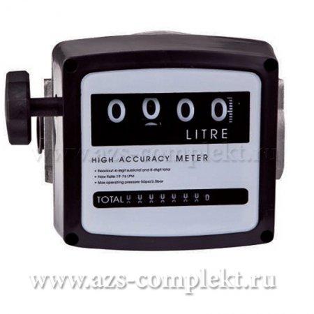 Счетчик Petroll FM 120 учета расхода топлива, механический
