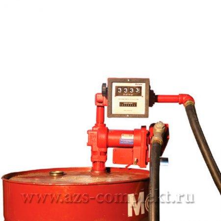 Мобильная ТРК Benza 33-12-57Р