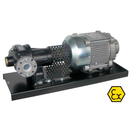 Насос PIUSI P80EXX M 220V (F0031900A)