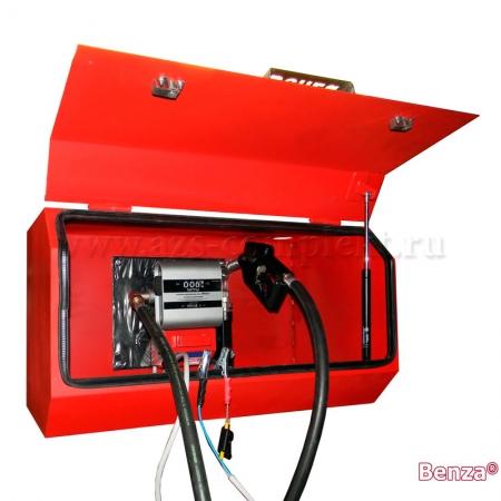 Мобильная ТРК Benza 27-12-57Р