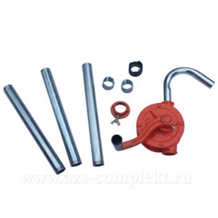 Насос JYM HS-25 ручной для перекачки дизельного топлива, солярки, масла