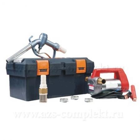 Комплект Petroll Mbox 24V для перекачки дизельного топлива, солярки