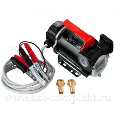 Насос Piusi Carry 3000 Inline 12V для дизельного топлива (F00223260)