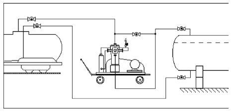 Мобильный компрессор FAS 601
