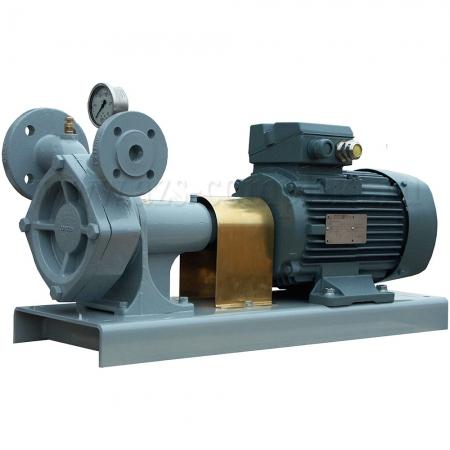 Турбинный насосный агрегат