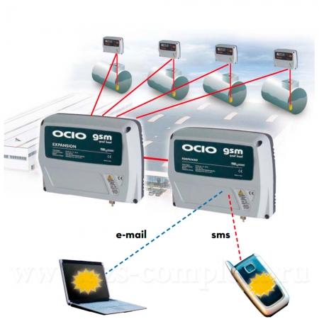 Piusi Expansion OCIO GSM TANK 2-4 (F00755G20)
