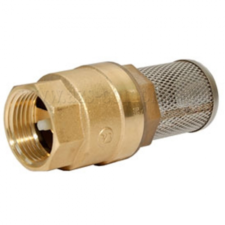 Клапан обратный с фильтром (№0260000051000)