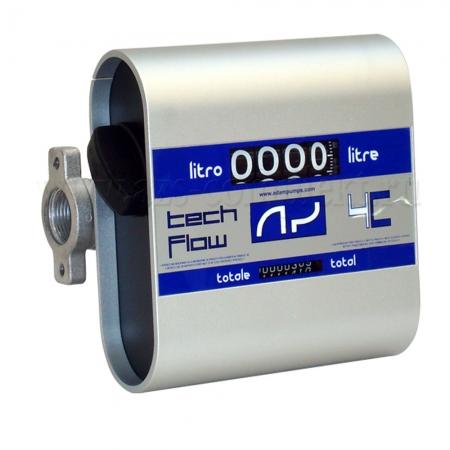 Счетчик Tech Flow 4C для дизельного топлива