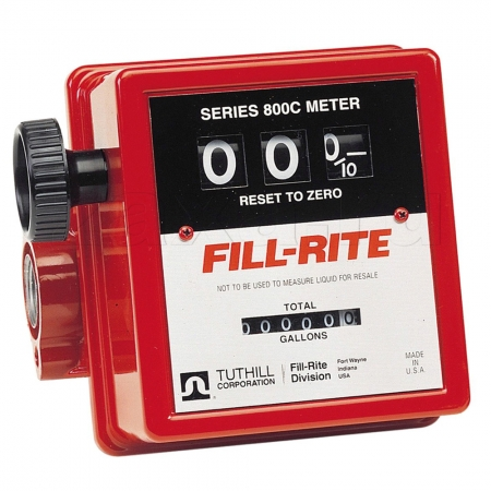 Счетчик FILL RITE 807 для учета бензина (807 CL1)