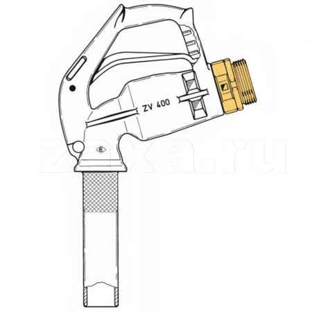 Заправочный пистолет ZV 438.2