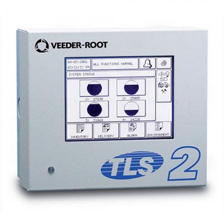 Уровнемер Veeder-Root TLS 2 (3 резервуара)