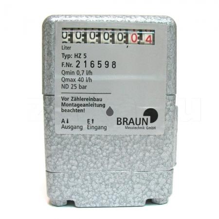 Счетчик Pressol 89 315 010 дизельного топлива (HZ 5)
