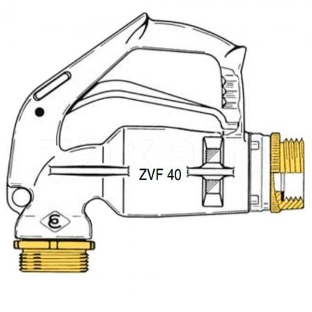Заправочный пистолет ZVF 40.2