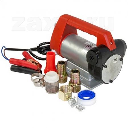 Насос Petroll Vega 80N для дизельного топлива, солярки. 24 В.