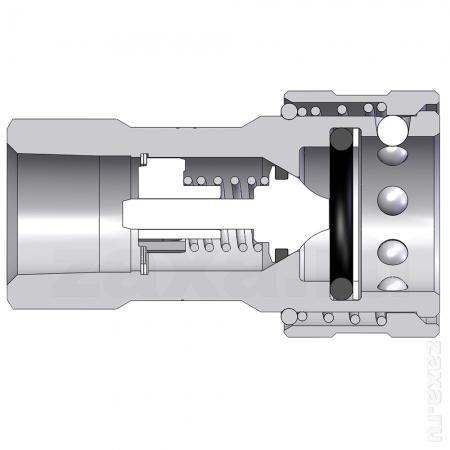Dixon 8KF8 муфта DQC K-Series