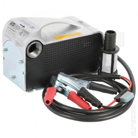 Насос ADAM PUMPS DC TECH 40 для дизельного топлива (12В, 40л/мин)