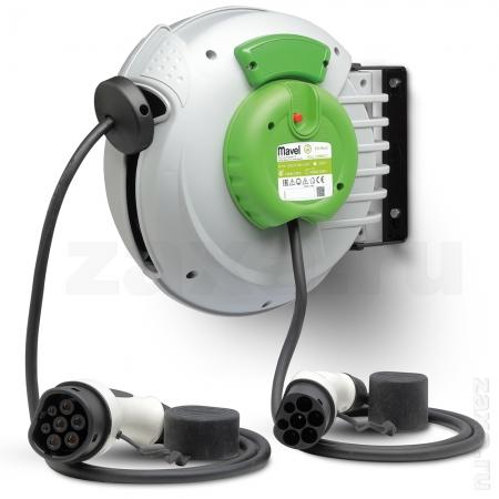 MAVEL 808220 ROLL COMPACT EV Катушка с кабелем для зарядки электромобиля