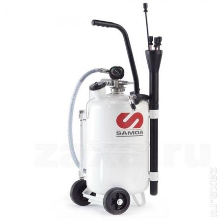 SAMOA 371600 Мобильная установка для откачки отработанного масла, 24л.