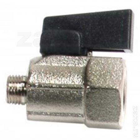 MECLUBE 017-1155-000 Латунный кран M-F 10x1 мм