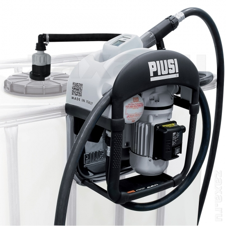Piusi F00101030 THREE25 230/50 SB325 MET/EXT- Комплект для перекачки AdBlue® для баков IBC