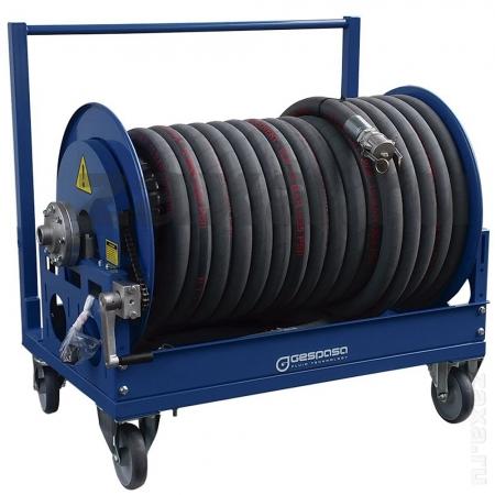 Gespasa Hight Flow катушка для шланга с ручным приводом 807300109