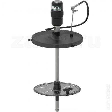 Piusi FK0300020 Комплект с насосом 60:1 для бочки 185 кг