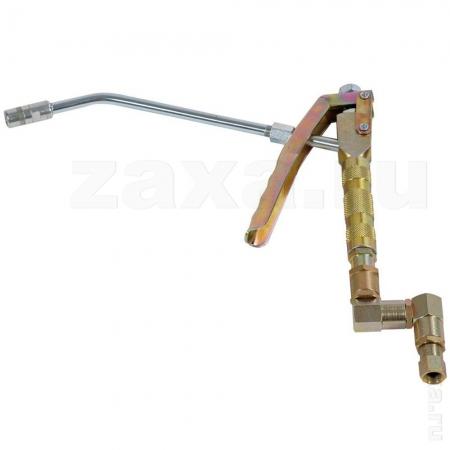 Meclube 014-1083-010 Пистолет для смазки с жестким носиком