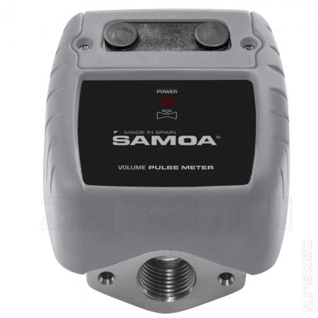 SAMOA 366055 Счетчик электронный для масла, AdBlue®, антифриза
