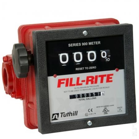 Счетчик FILL RITE 901 CL для учета бензина